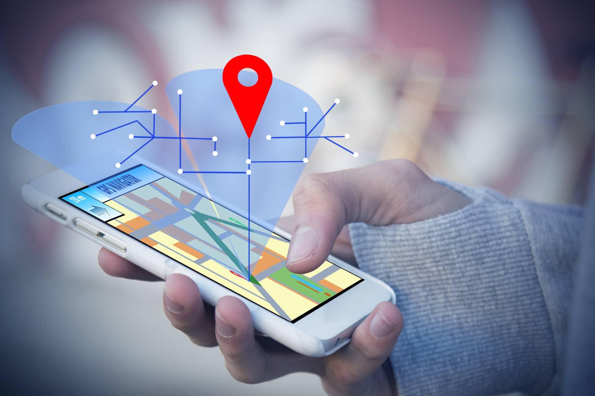 GPS monitoring device