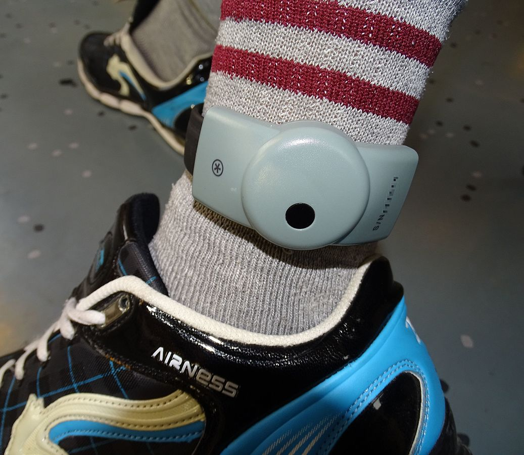 gps ankle monitor